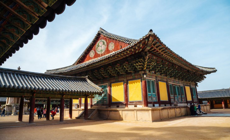 """Bulguksa Temple"""