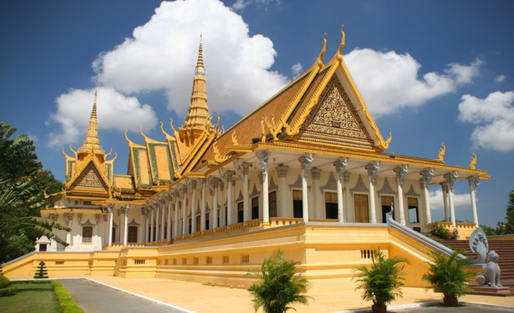 """Royal Palace   Phnom Penh"""