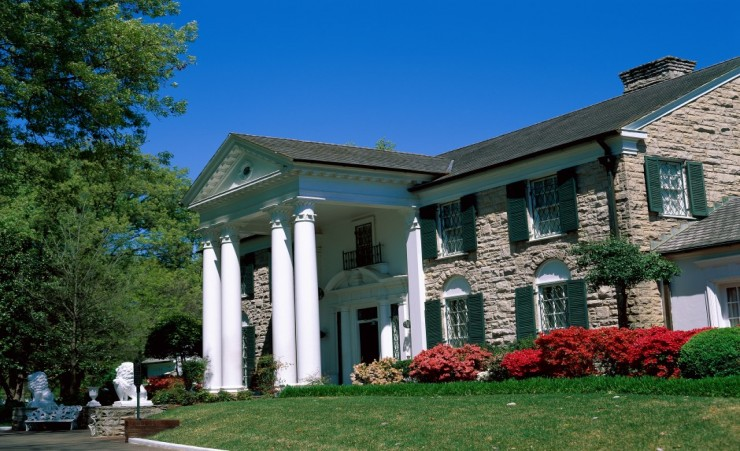 """Graceland Elvis Presley House"""