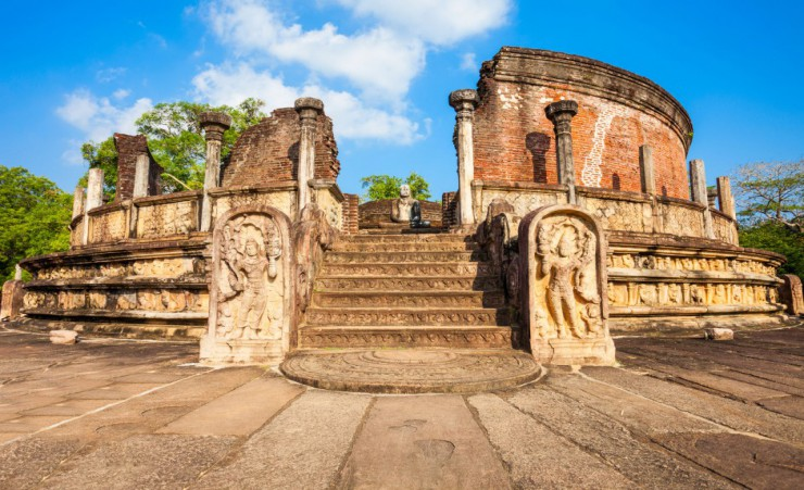"""Polonnaruwa World Heritage Site"""