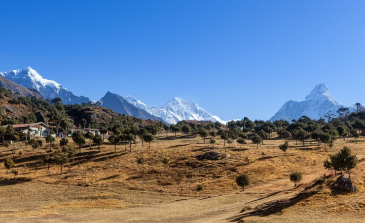 """Sagarmatha National Park"""