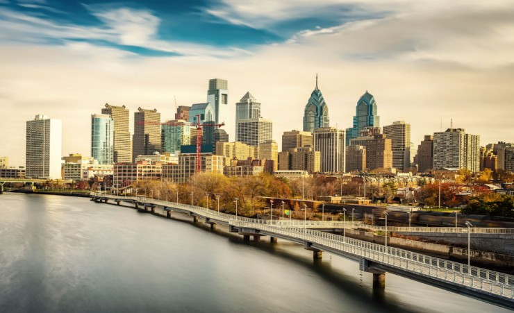 """Philadelphia Downtown"""