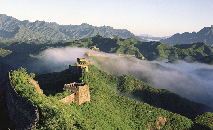 """Jinshanling Great Wall"""