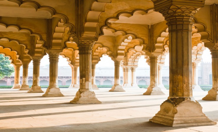 """Agra Fort Interior22924066_M"""