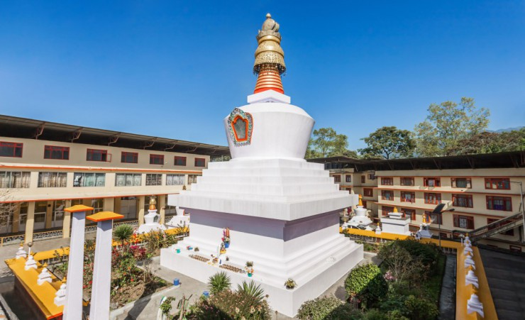 """Do Drul Chorten Gangtok"""