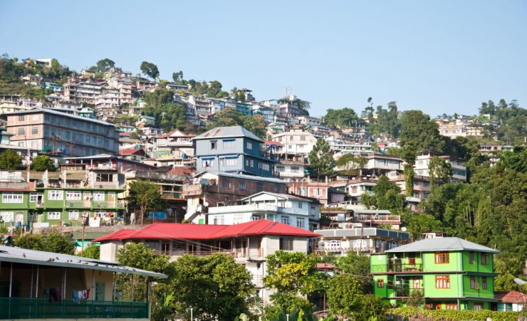 """Houses In Kalimpong Sikkim"""