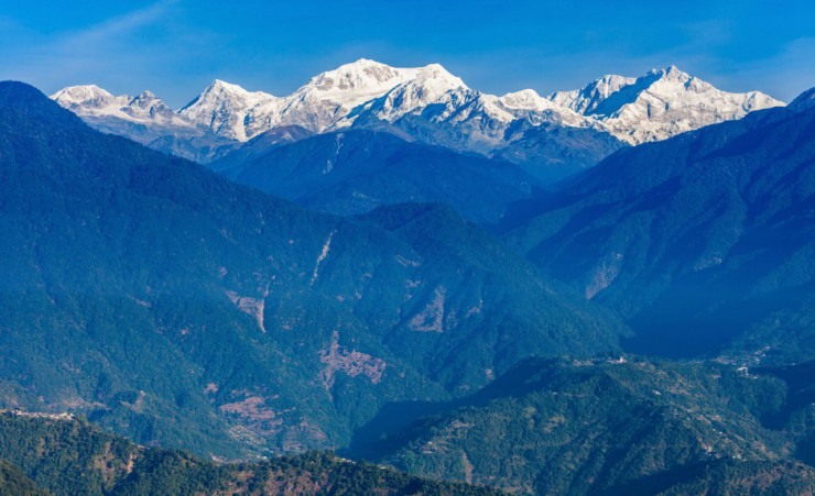 """Kangchenjunga The Third Highest Mountain In The World"""