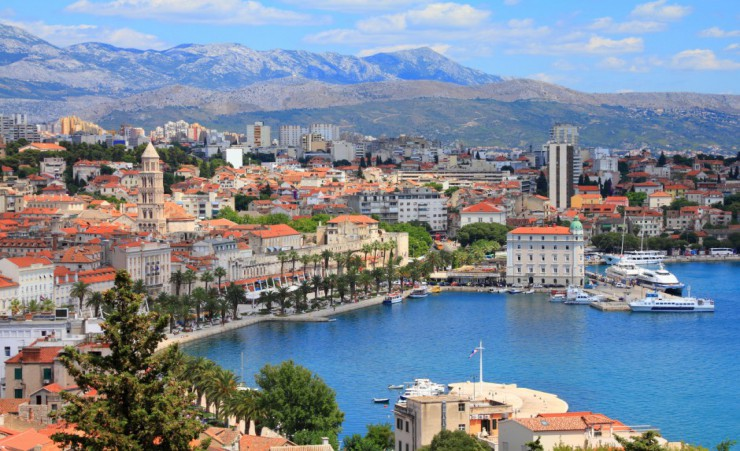 """Split Croatia"""