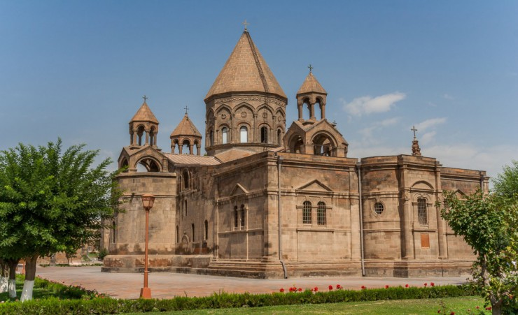 """Etchmiadzin Cathedral"""