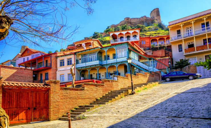 """Old Tbilisi"""