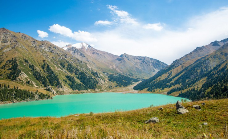 """Almaty Lake"""