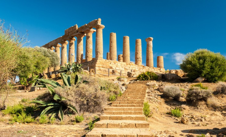 """Agrigento Temples"""