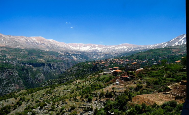 """Kadisha Valley"""