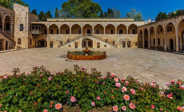 """Palace Of Beiteddine"""