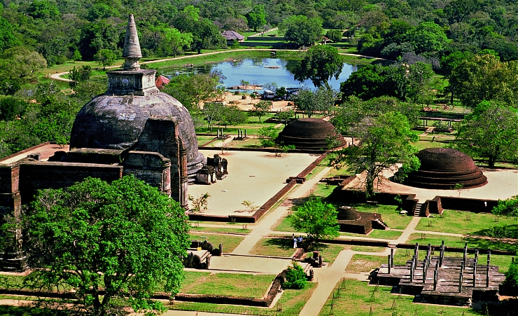 """Polonnaruwa Ancient City"""