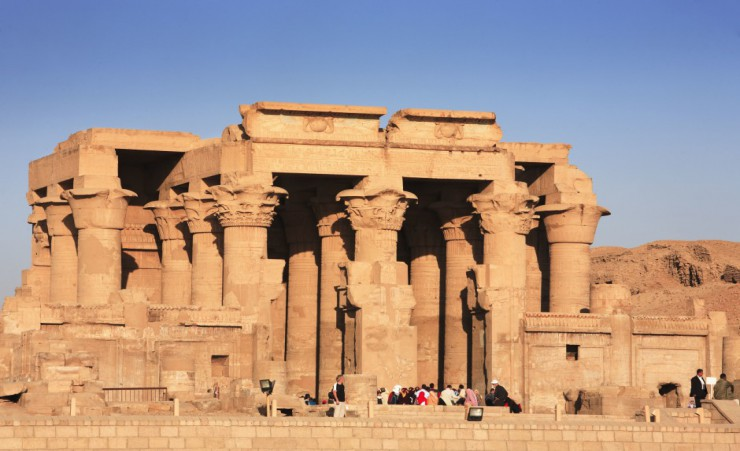 """Temple Of Kom Ombo"""
