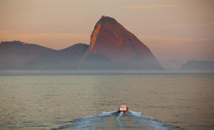 """Sugar Loaf Mountain"""