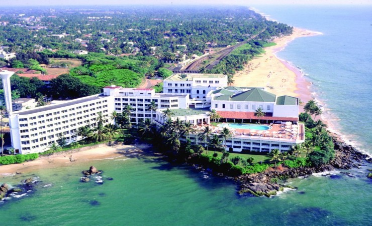 """The Mount Lavinia Hotel"""