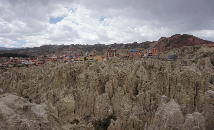 """Moon Valley, La Paz"""