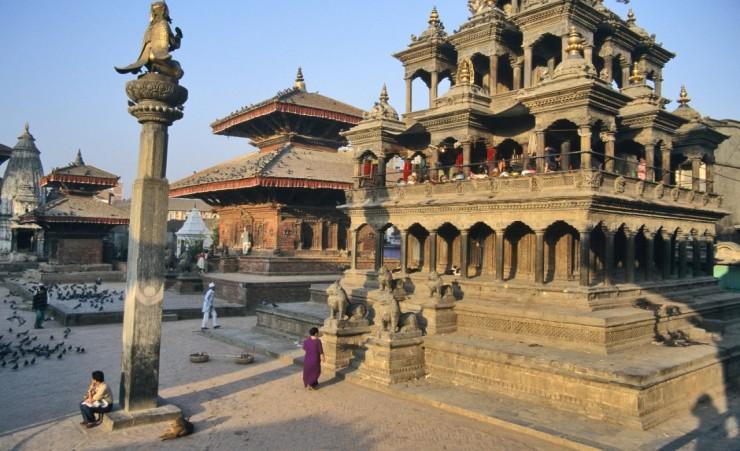 Colours Of Nepal Nepal Tours Mercury Holidays