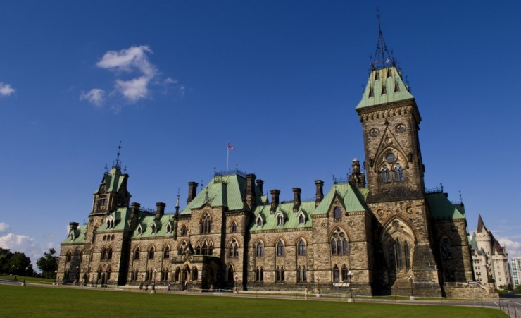 """Parliament Buildings Ottawa"""