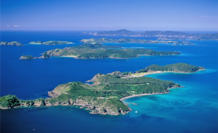 """Bay Of Islands"""