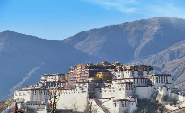 """Potala Palace Lhasa"""