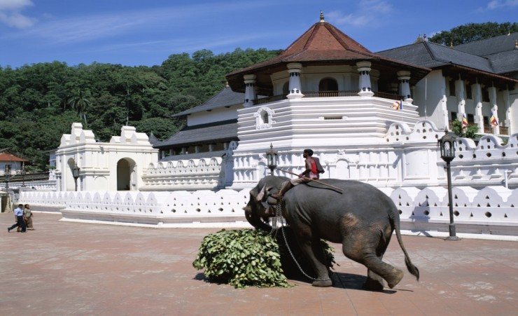 """Temple Of The Tooth Relic Kandy"""