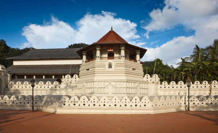 """Kandy Temple Of The Tooth Relic"""