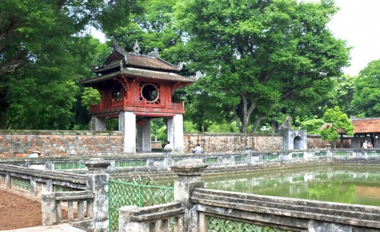 """Temple Of Literature Hanoi"""