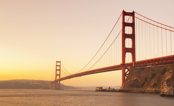 """The Golden Gate Bridge"""