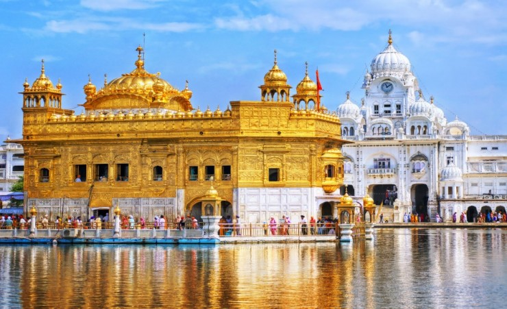 """Golden Temple Amritsar"""