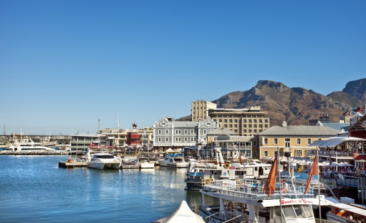 """Victoria And Alfred Waterfront Cape Town"""