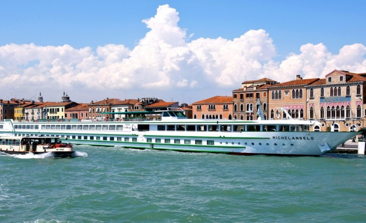 """Ms Michelangelo In Venice"""