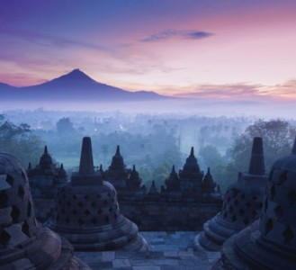 Indonesias Java and Bali