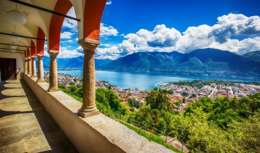 The Italian Lakes, Deluxe Lake Maggiore