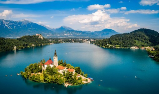 Scenic Slovenia and Croatia