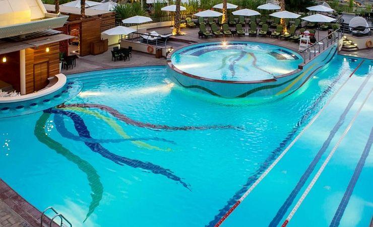 Jumeirah creekside hotel dubai city hotels in dubai and - Dubai airport swimming pool price ...