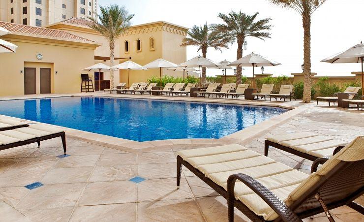 Hilton dubai the walk jumeirah beach hotels in dubai and - Jumeirah beach hotel swimming pool ...