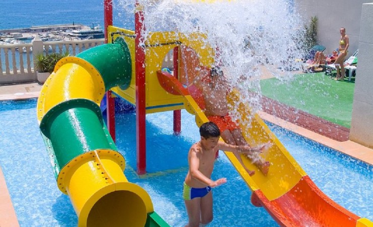 Children Splash Area