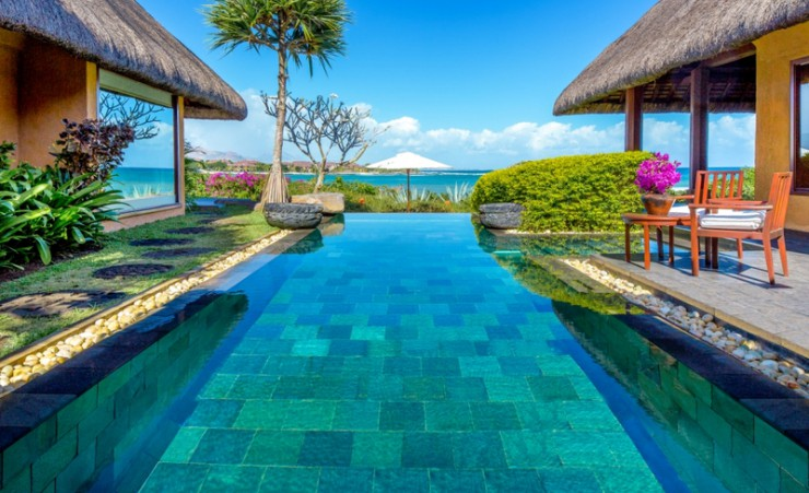 The oberoi beach resort balaclava hotels in mauritius - Uk hotels with outdoor swimming pools ...