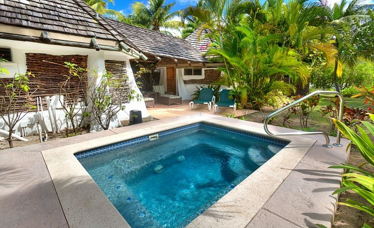 Gauguin Cottages Splash Pool