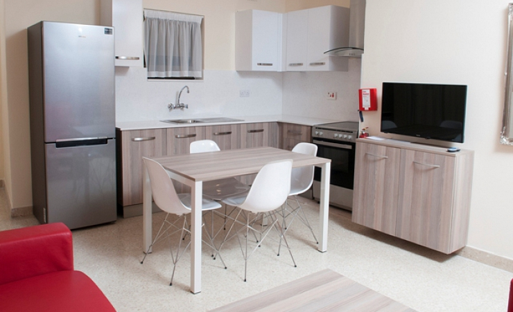 Standard Roomkitchen Area