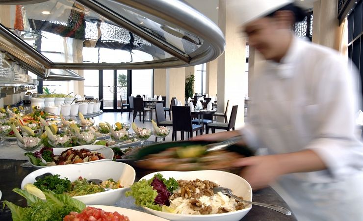 Selections Restaurant Buffet