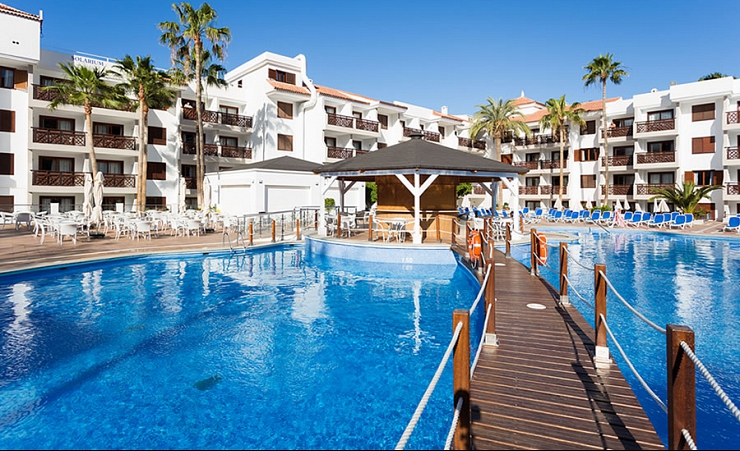 Globales tamaimo tropical puerto de santiago hotels in - Uk hotels with outdoor swimming pools ...