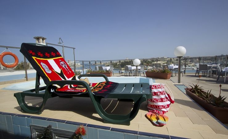 115 The Strand Hotel And Suites Sliema Hotels In Malta