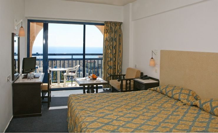 Standard Seaview Room Upgrade