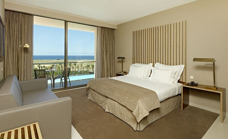 Double Ocean View Room