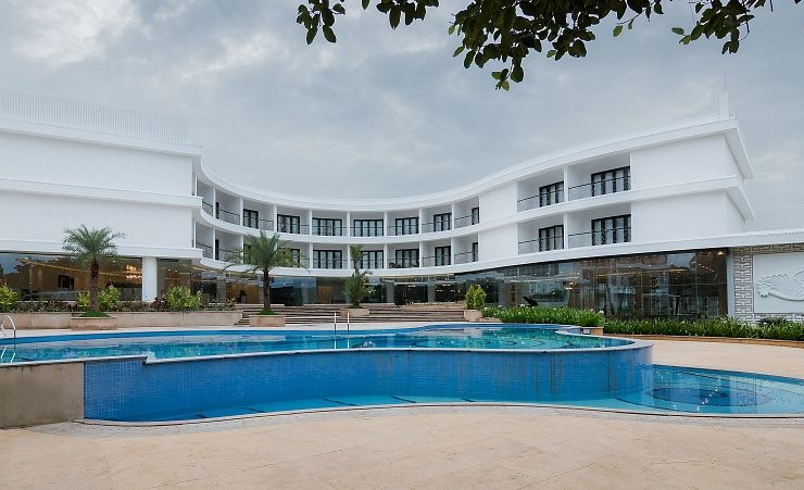 Park Regis North Goa Hotels In Goa Mercury Holidays