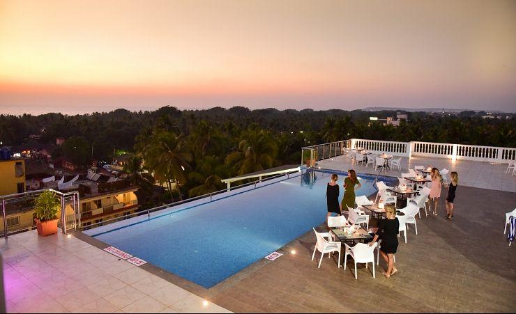 Silver Sands Serenity Resort North Goa Hotels In Goa